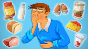 The Common Causes of Food Allergies